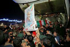 Thi thể tướng Soleimani về đến Iran, triệu người khóc thương
