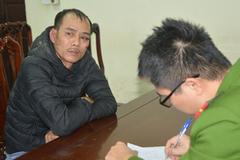 Trường 'con' Nam Định mua bán ma túy bị bắt ở Nghệ An
