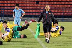 HLV Park Hang Seo loại 2 cầu thủ, chốt danh sách U23 Việt Nam