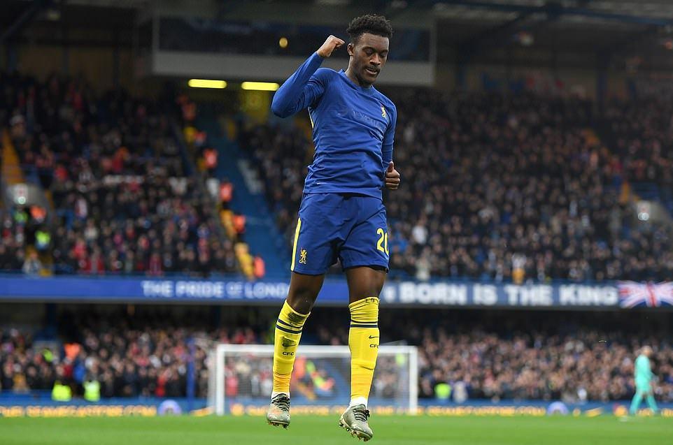 Chelsea thẳng tiến vòng 4 FA Cup
