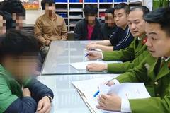 Công nhân khai chủ thầu xây dựng ở Hà Nội trả lương bằng ma tuý