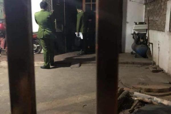 Thi thể người đàn ông đang phân hủy trong phòng trọ ở Thái Nguyên