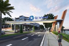 Giải 'bài toán' sống xanh, khu đô thị Qi Island hút khách