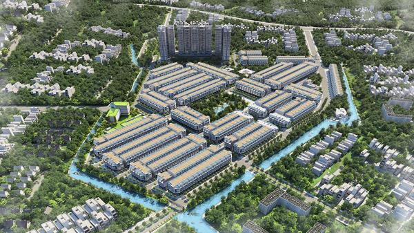 đầu tư bất động sản,dự án xanh,đô thị xanh