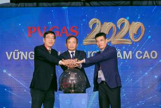 PV GAS tổ chức Lễ ra quân triển khai kế hoạch năm 2020
