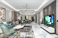 'Điểm danh' dòng TV OLED siêu mỏng hút khách dịp Tết