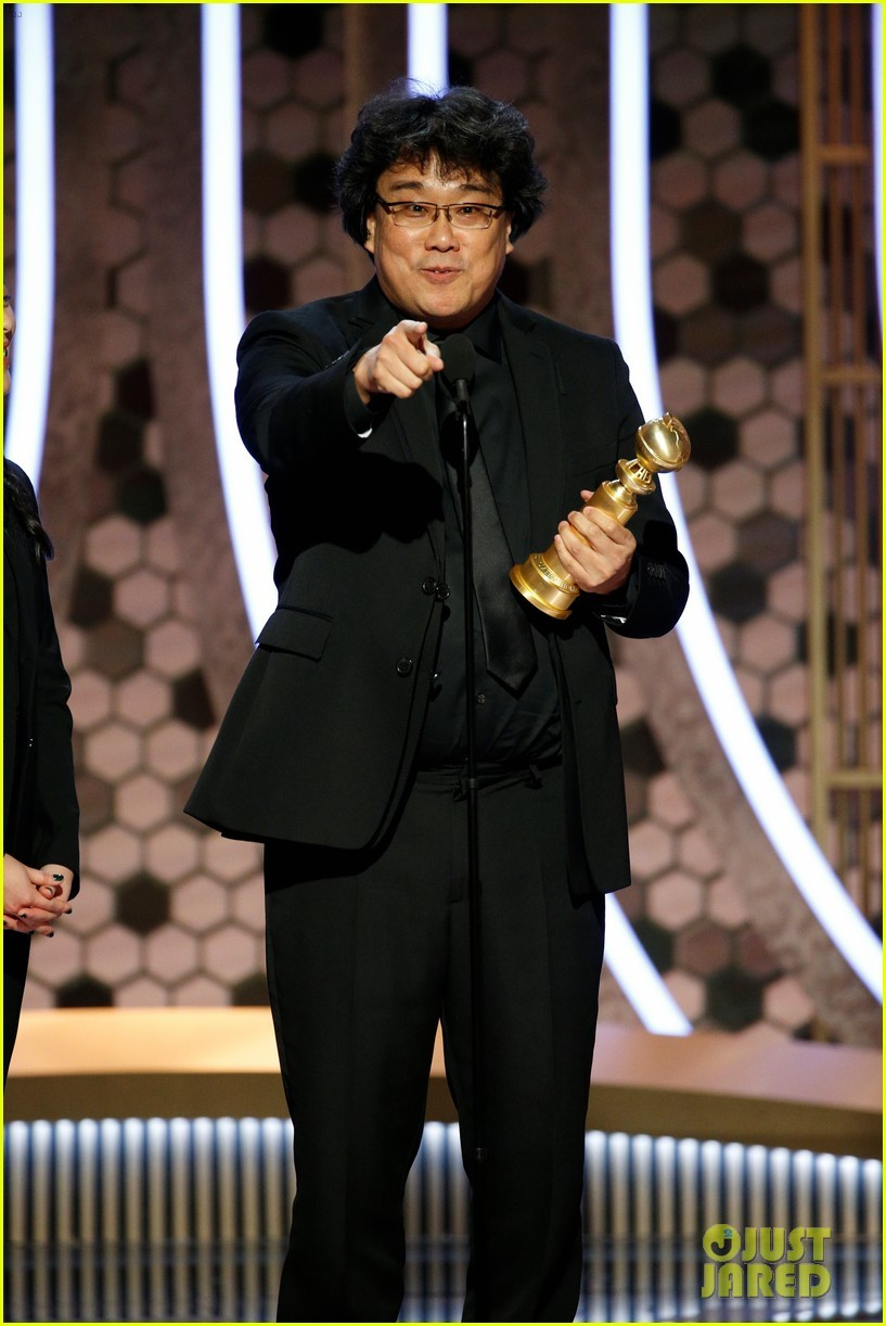 Quả cầu vàng 2020: 'Ký sinh trùng' làm nên lịch sử, 'Joker' mất giải Phim hay nhất