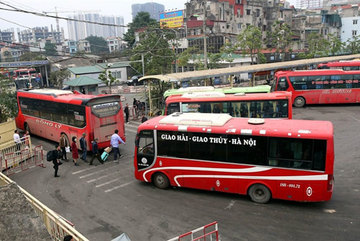 Transport crackdown promised ahead of Tet