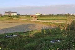 Người đàn ông tử vong cạnh xe máy giữa cánh đồng hoang ở Hội An