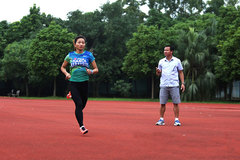 Sy hopes to lead runners to best success