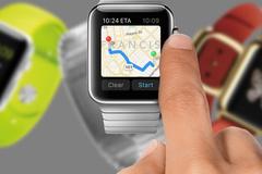 Cách xem bản đồ trên Apple Watch