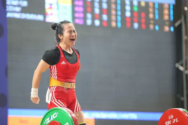 Fighting through her pain, Huyen sets sights on Tokyo