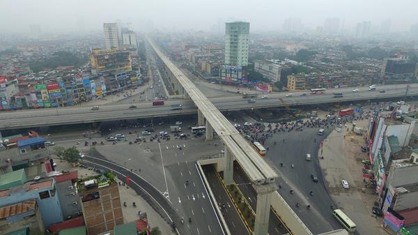 Giao thông mở lối cho bất động sản Long Biên