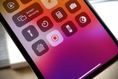 Mẹo dừng quay màn hình iPhone và iPad không để lại dấu vết