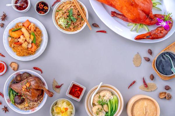 HCM City,Cho Lon food fair