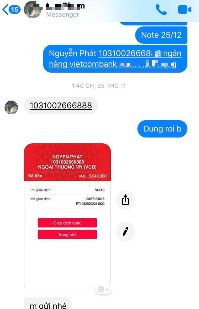 Phát hiện mánh khóe lừa đảo mới, nữ Việt kiều mất hơn 50 triệu khi bán hàng online