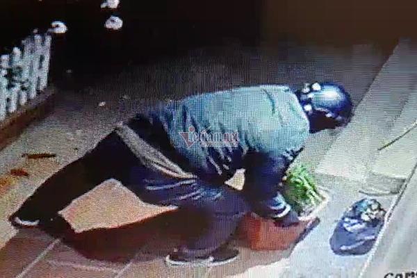 Cảnh sát hình sự Hà Nội vào cuộc vụ bọc thuốc phát nổ như bom ở nhà dân