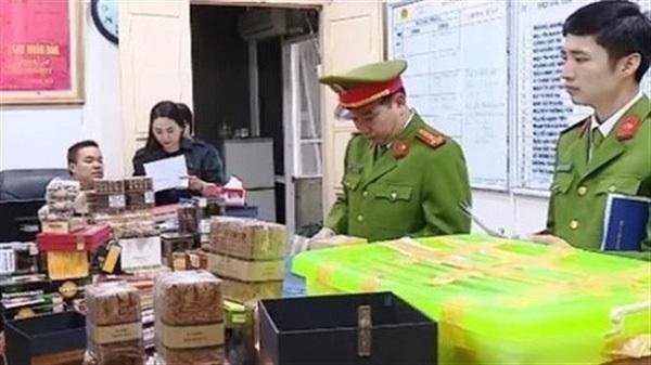 Hanoi police bust VND4 billion cigar smuggling ring