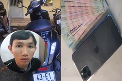 Bắt giam cao thủ 9X trộm hàng loạt iPhone