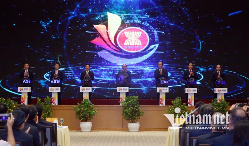 Thủ tướng chủ trì sự kiện mở màn Năm ASEAN 2020