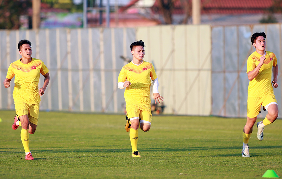 Quang Hải được AFC săn đón trước trận gặp U23 UAE