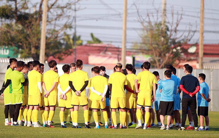 Tấn Sinh: 'U23 Việt Nam có cách khắc chế UAE'