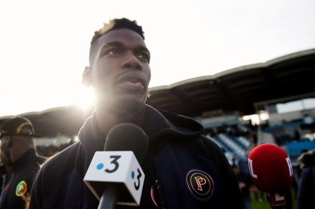 Pogba rời MU đến Juventus theo lời khuyên của gia đình