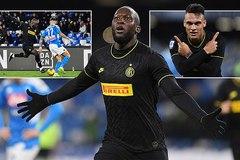 Lukaku lập cú đúp, Inter nhấn chìm Napoli