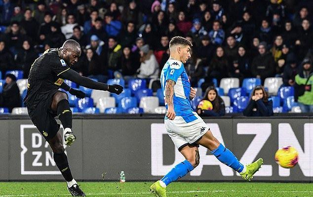 Napoli,Inter Milan,Lukaku