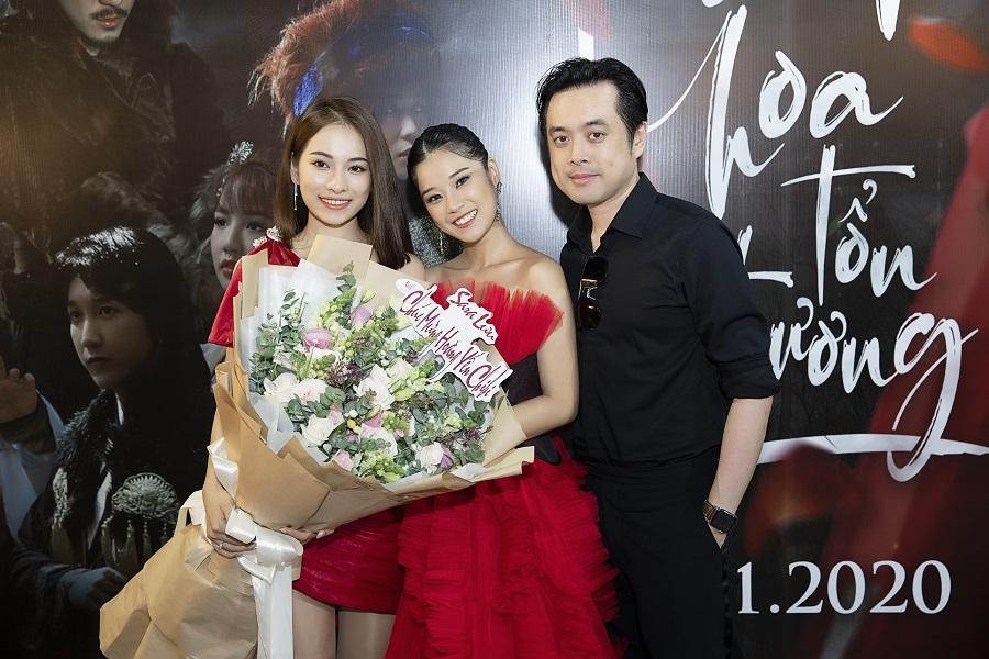 Hoàng Yến Chibi,Khổng Tú Quỳnh,Mv Cánh hoa tổn thương