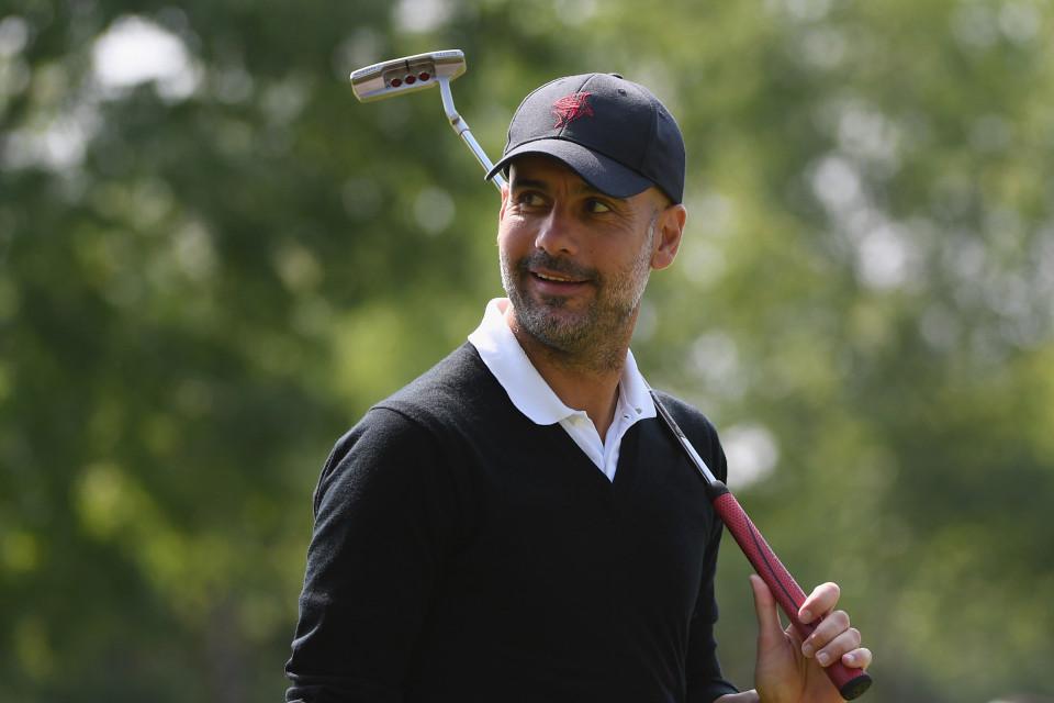 Guardiola: 'Tôi thà đi đánh golf còn hơn dẫn dắt MU'