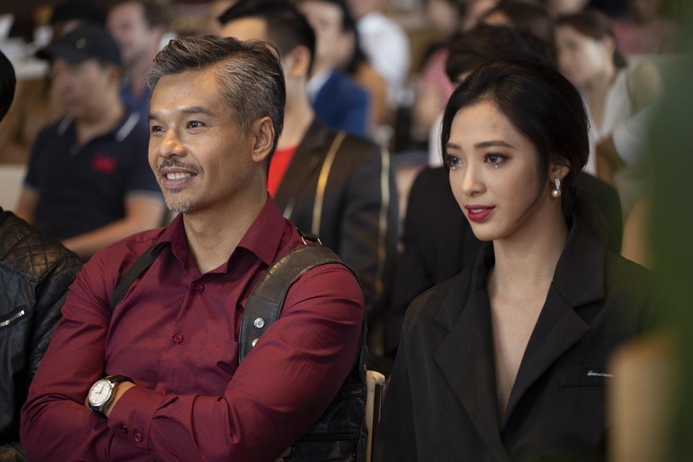 Nhà vô địch Muay Thái thế giới đóng phim võ thuật Việt