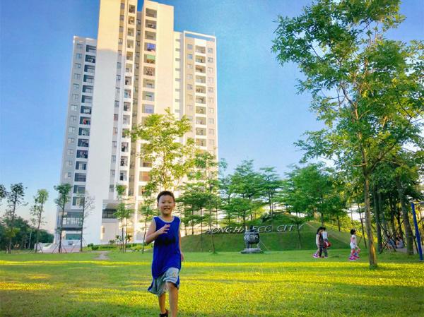 Ô nhiễm không khí, chung cư xanh hút khách