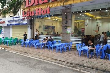 Dân chơi cũng sợ bị phạt, quán bar đìu hiu toàn khách tây
