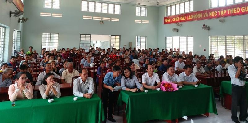 """""""Sự quan tâm của Báo VietNamNet đến đời sống người dân là nghĩa cử cao đẹp"""""""
