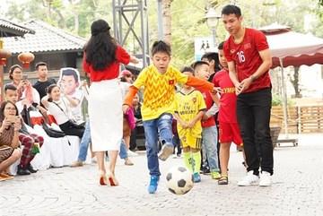 New comic book honours Vietnam football team