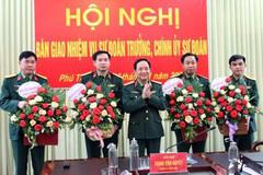 Bộ Quốc phòng điều động, bổ nhiệm nhân sự Quân khu 2