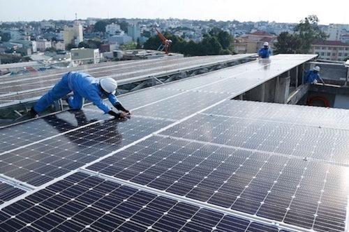 Điện mặt trời mái nhà: Năng lượng bền vững cho quốc gia