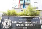 Trường ĐH Luật TP. HCM bất ngờ bỏ kiểm tra đánh giá năng lực
