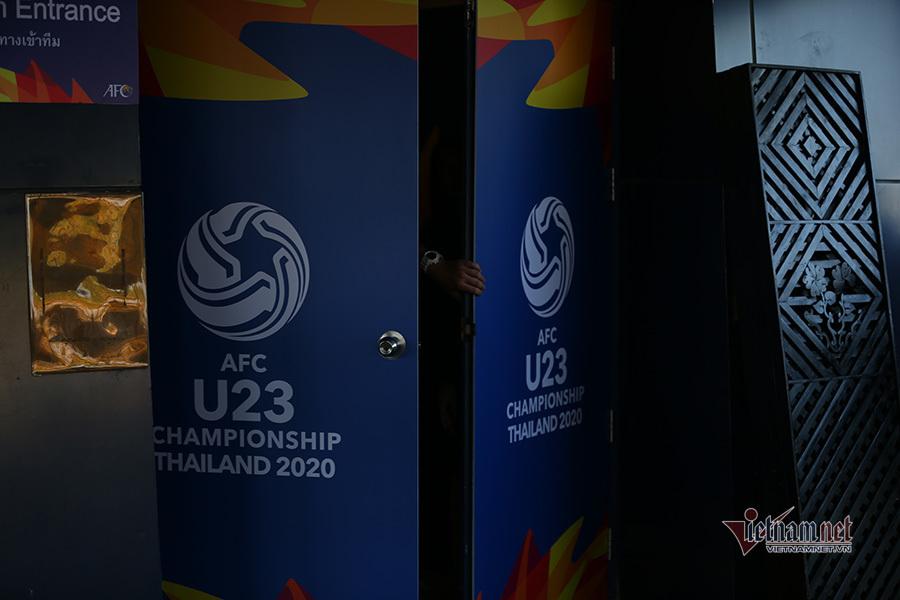 U23 Việt Nam nhận ưu ái đặc biệt trước trận gặp UAE