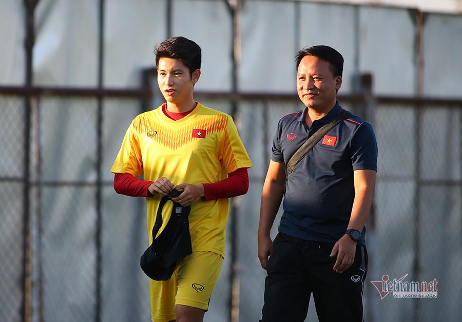 Trọng Hùng: 'UAE rất khoẻ, nhưng U23 Việt Nam không ngại'