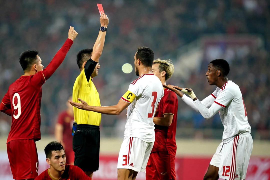 Sao U23 UAE mạnh miệng: 'U23 Việt Nam, hãy đợi đấy!'