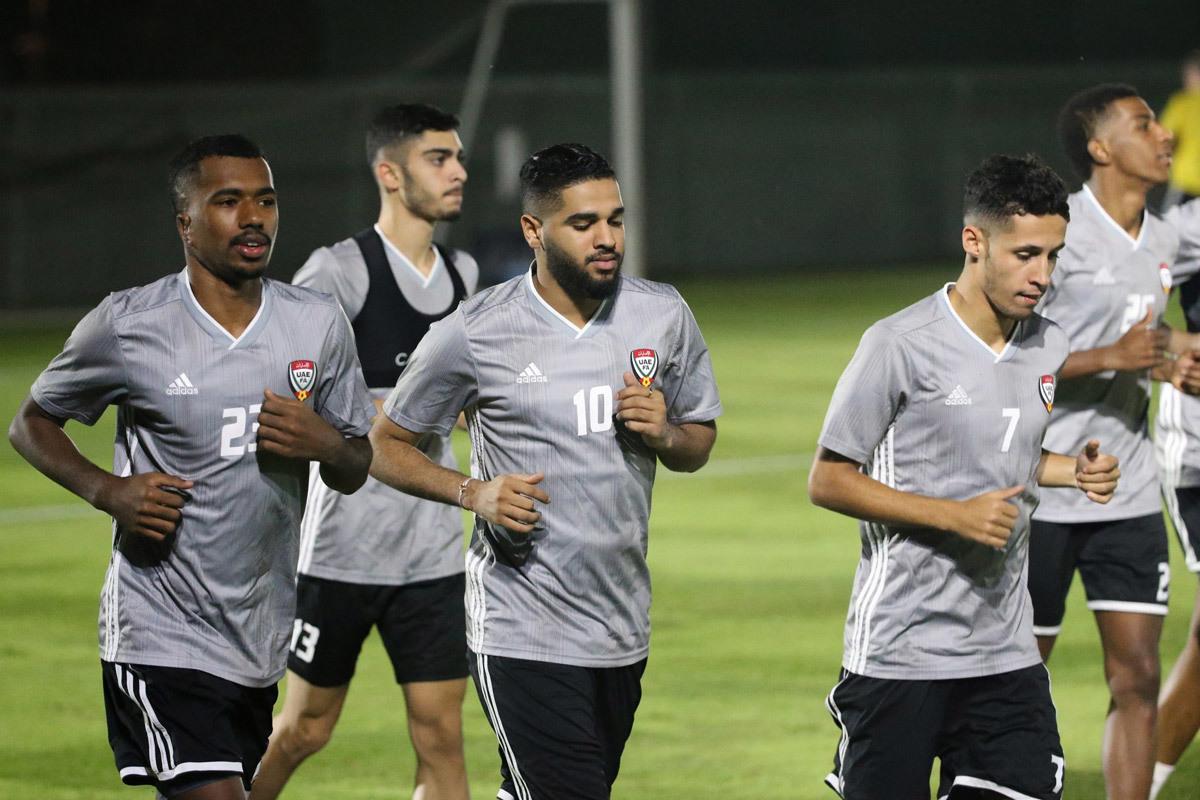 Giải mã U23 UAE: Những bại tướng của thầy Park