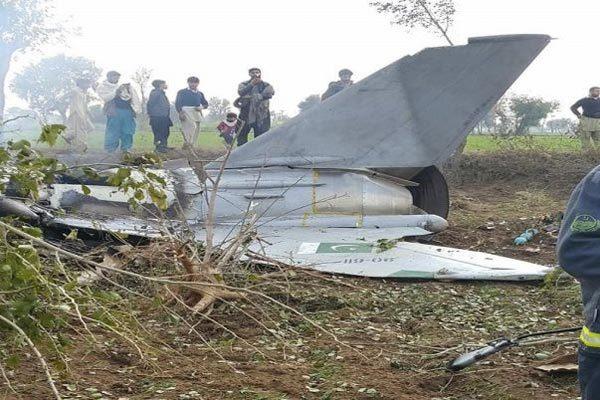 Tiêm kích do TQ chế tạo đâm xuống đất, hai phi công tử nạn