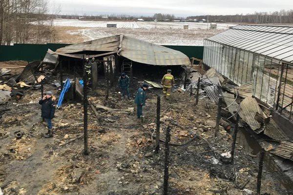 Cháy nông trại ở Nga, '8 người Việt thiệt mạng'