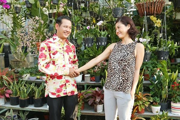 Hồ Lệ Thu đóng phim em trai Quyền Linh đạo diễn sau 20 năm vắng bóng