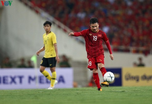 Quang Hai achieves spot in Top 20 Best Footballers in Asia
