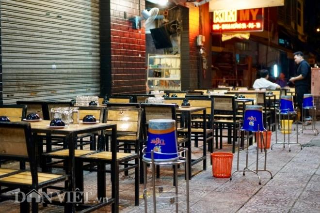 'Thiên đường nhậu' ở Sài thành hắt hiu vắng thực khách