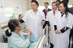 Vietnam has 66 traditional medicine hospitals