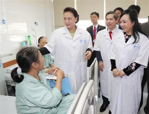 Vietnam has 66 traditional medicine hospitals